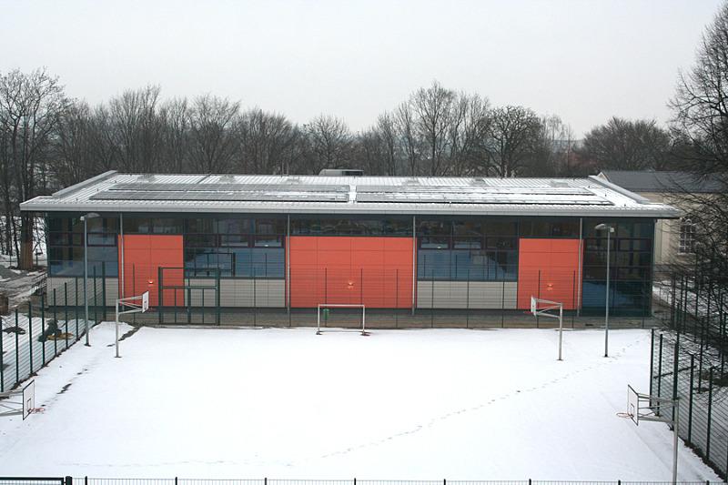 Sport frei am Löbauer Gymnasium