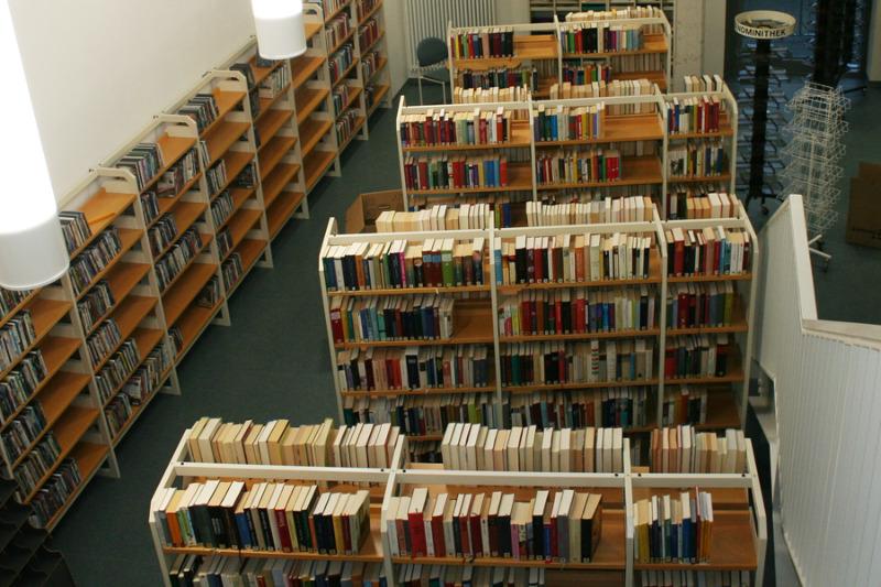 Bibliothek rüstet technisch auf