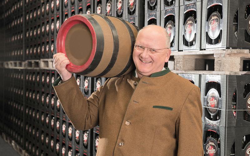 Brauereichef ist Ehrenbürger