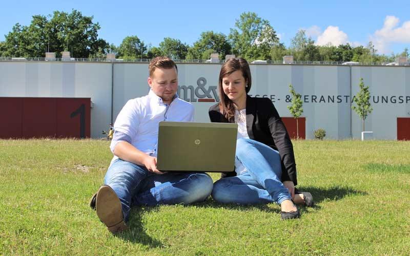 Studenten entwickeln Messepark-Konzept