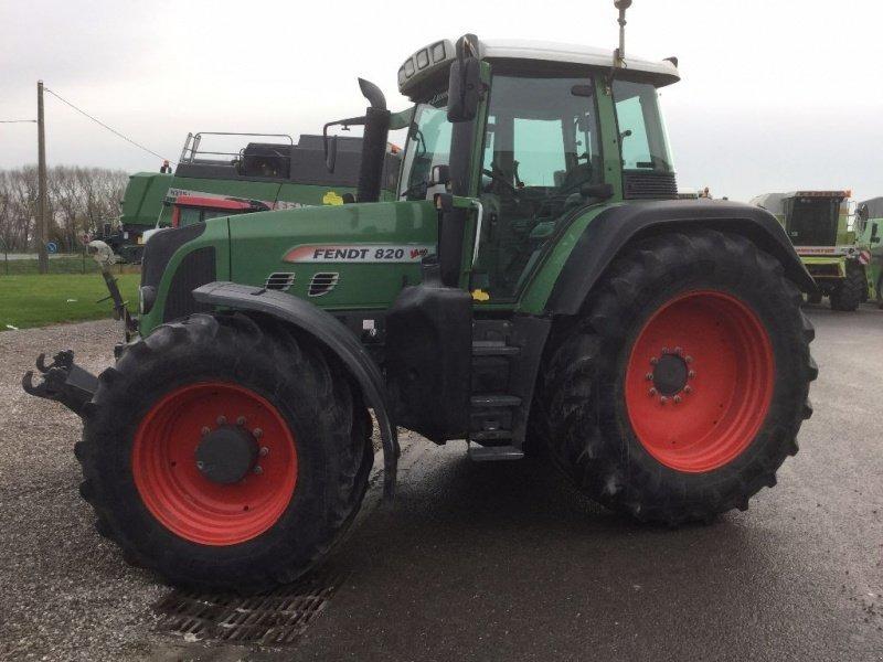 Traktor in Kemnitz gestohlen