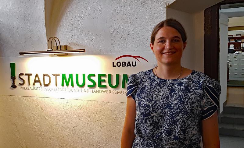 Neue Leiterin im Stadtmuseum