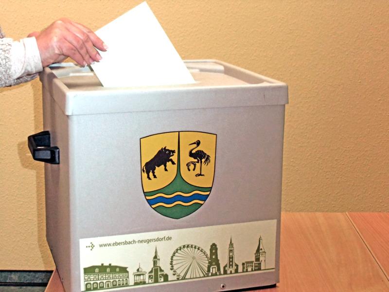 Bürgermeisterin wieder gewählt