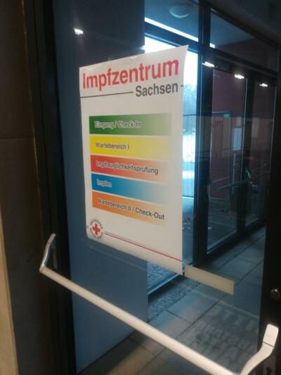 Impfzentren in Sachsen schließen bald