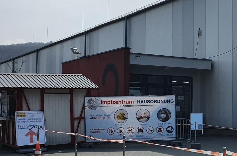"""""""Der Löbauer Messepark  wird wieder leben"""""""