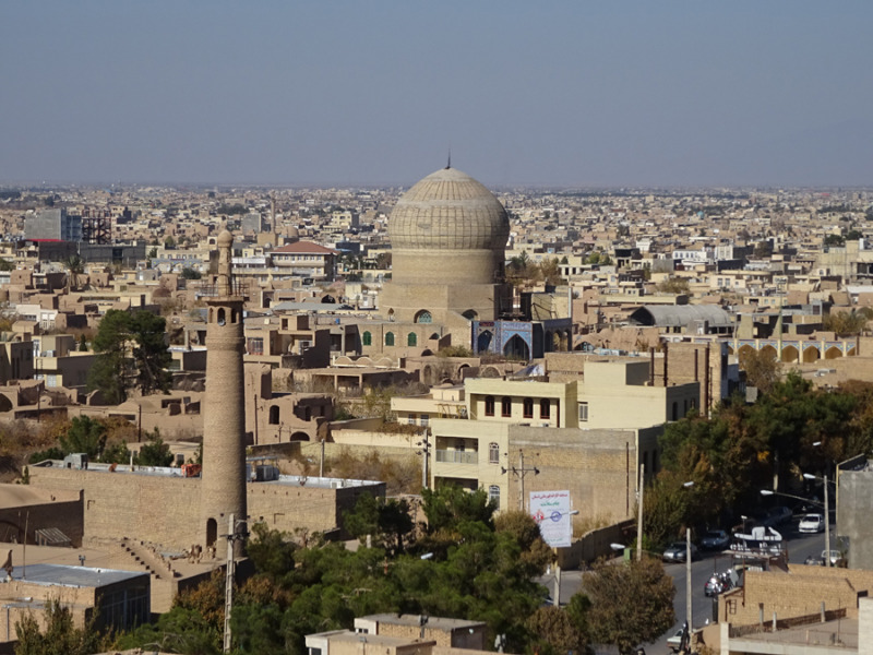 Dia-Vortrag: Iran – 1.001 Nacht