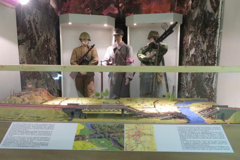 Expositionen zur Militärgeschichte der Stadt Löbau