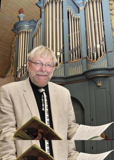 Orgelpfeifen rocken die Kirche