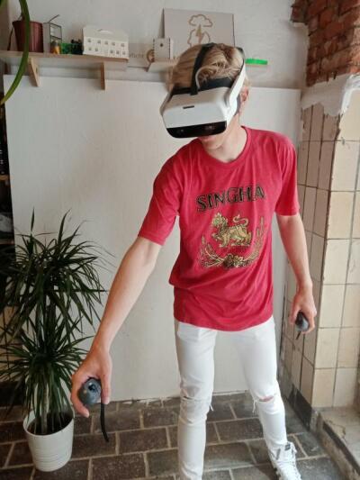 VR-Tour Oberlausitz: Umgebindehaus digital erkunden
