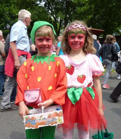 Erdbeerfest mit puren Gaumenfreuden