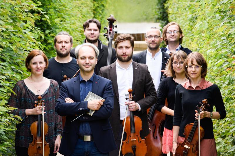 Haydn Ensemble in der Kirche