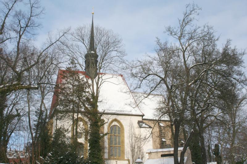 Führung durch die Kreuzkirche