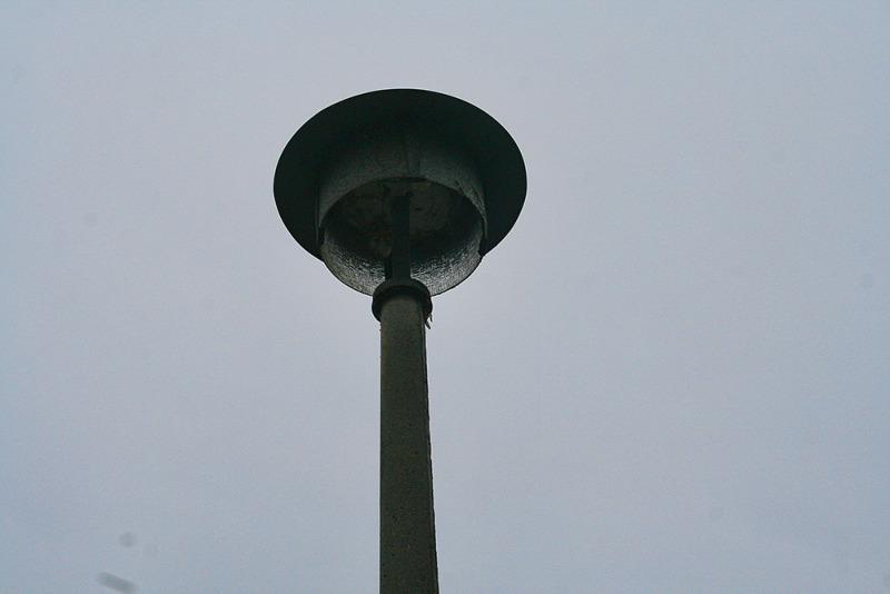 Straßenbeleuchtung wird erneuert