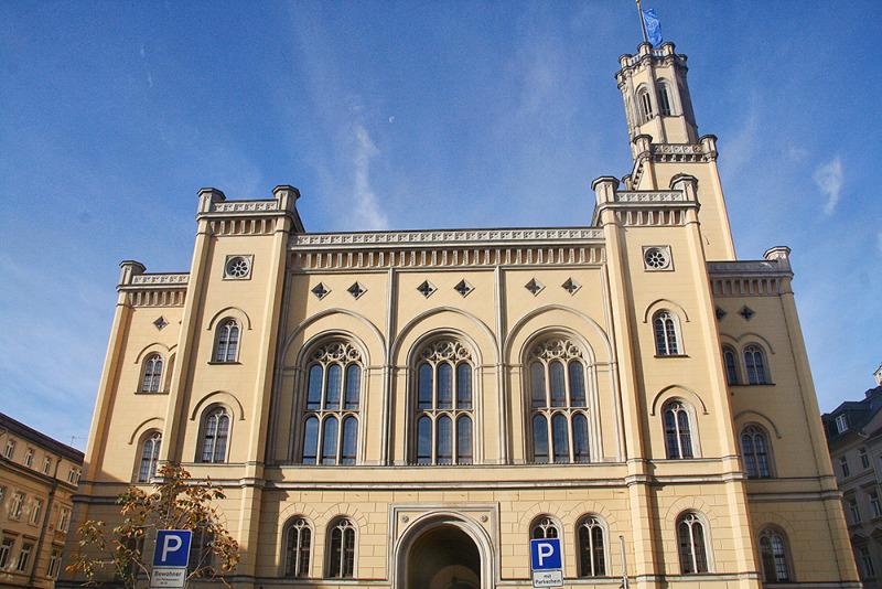 Haushaltssperre für die Stadt Zittau