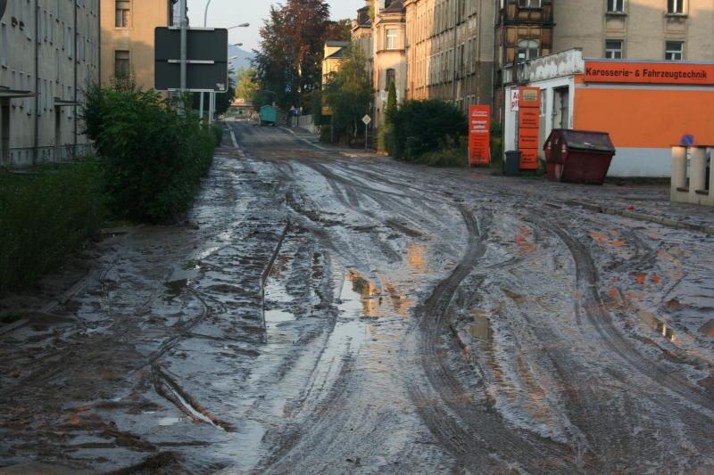 Zittaus Masterplan gegen den starken Regen