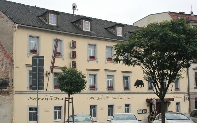 Feuer im Hotel am Ottokarplatz