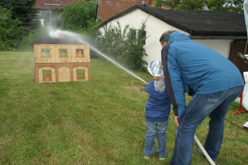 Sommerfest der Ortsfeuerwehr Waltersdorf