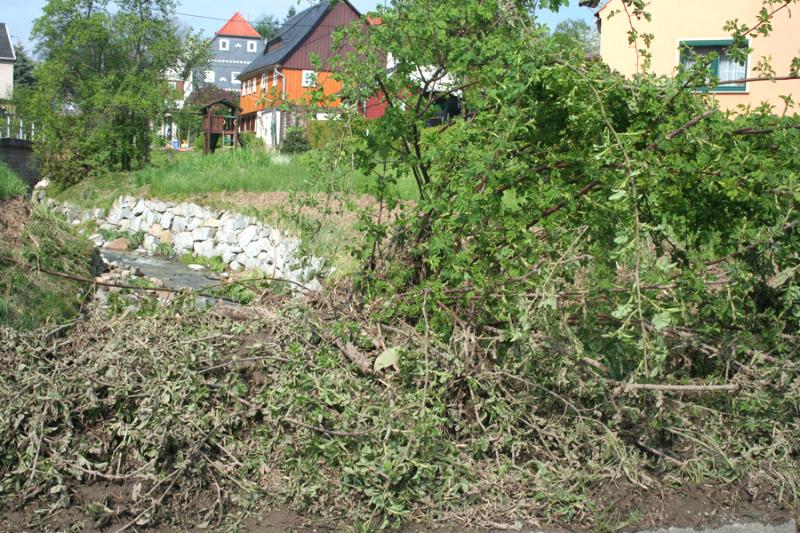 Land unter in Spitzkunnersdorf