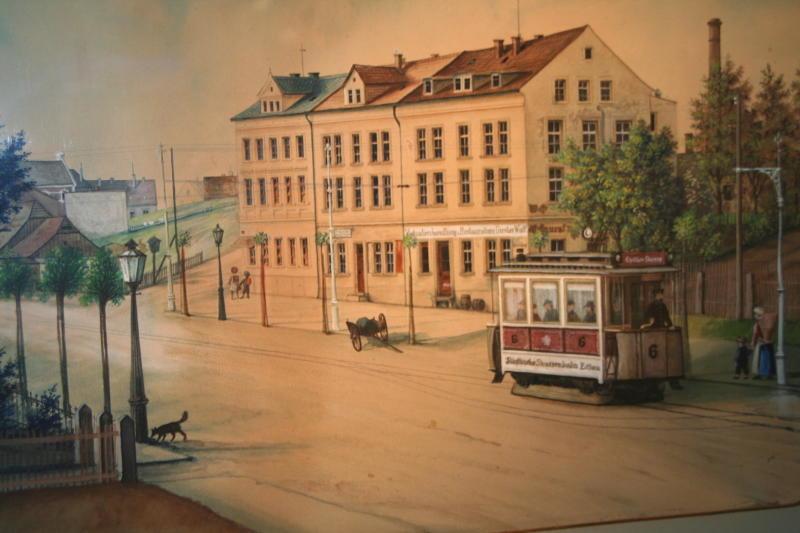 Die letzte Fahrt der Straßenbahn