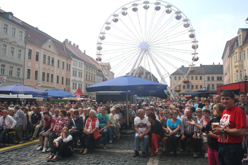 Zittauer feiern 2017 kein Stadtfest