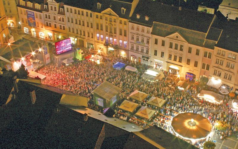 22. Stadtfest steigt trotz klammer Kasse