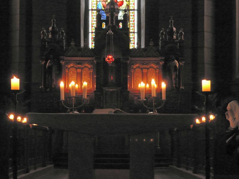Kloster Marienthal trauert um Mitschwester Bernadette