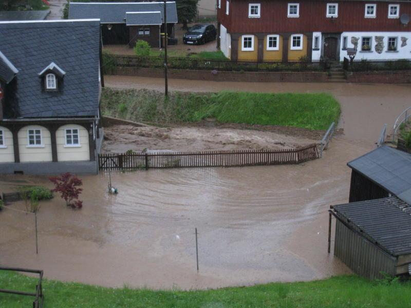 Fördermittel für den Hochwasserschutz