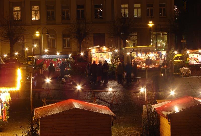 Weihnachtsmarkt in Ostritz