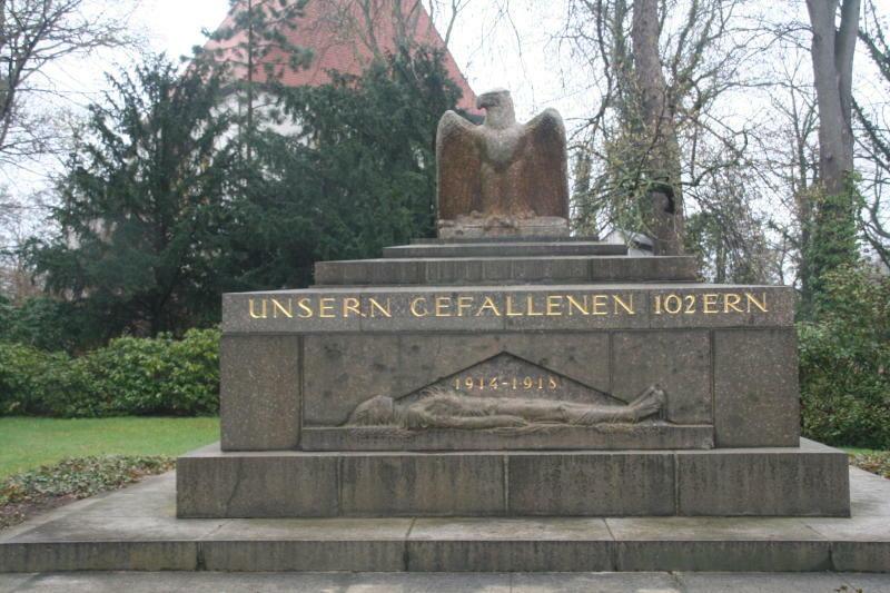 Großer Festakt zur Denkmalseinweihung in Zittau