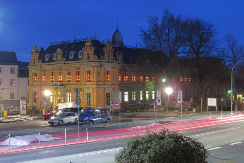 Hauptpost als Standort für das Technische Rathaus?