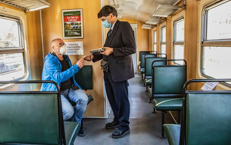 Ab 1. Mai: Hauptsaison bei der Zittauer Schmalspurbahn