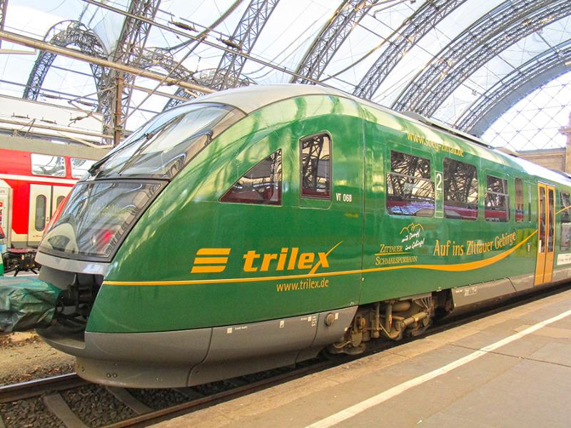 Zugverkehr über Grenzen eingestellt