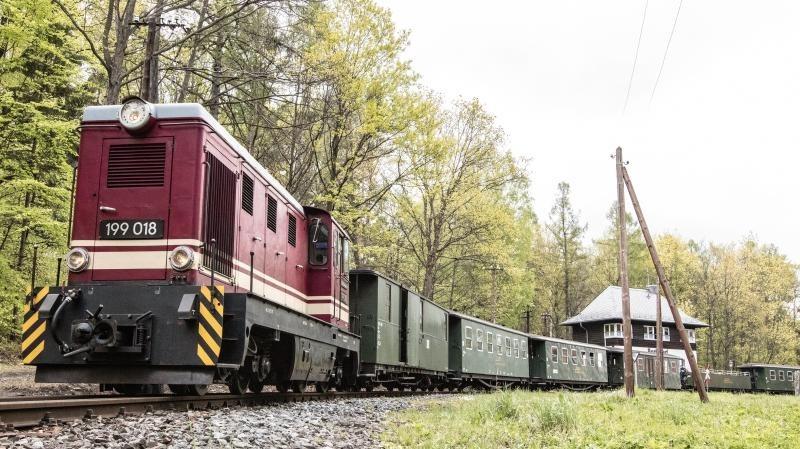 Neuer Fahrplan bei der Zittauer Schmalspurbahn