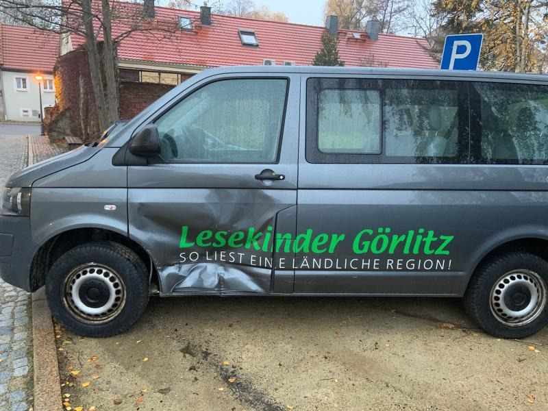 Spendenaktion für Lesekinderbus