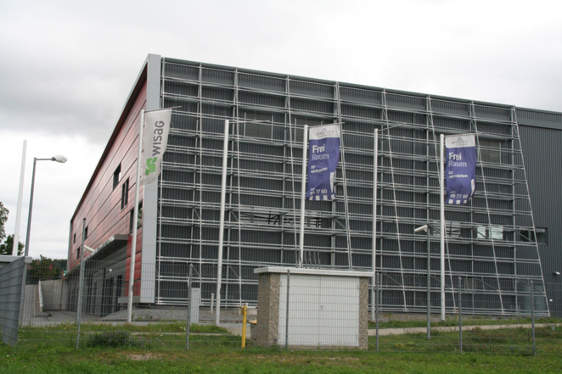 Skeleton startet Produktion in Großröhrsdorf 2017