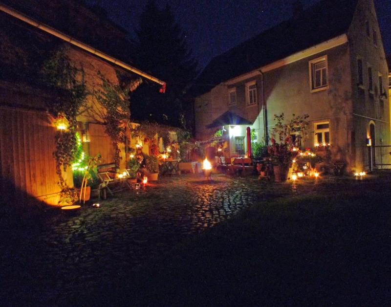 1.000 Lichter für Pulsnitzer Nacht