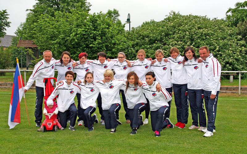 Kader für Europeada 2016 vorgestellt