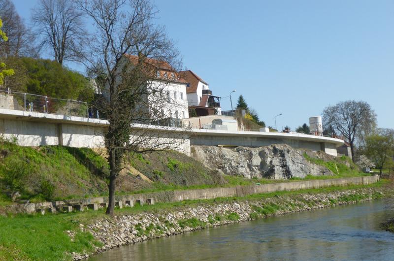 Rothenburger Straße in Görlitz ist frühestens Mitte August fertig gebaut