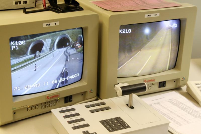 Arbeiten am Königshainer Tunnel vom 22. bis 28. April
