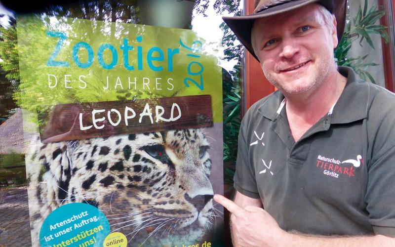 "Görlitzer Tierpark: ""Zootier des Jahres"""