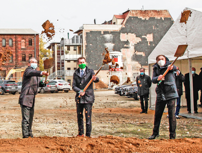 Senckenberg-Neubau krönt Xylanders Arbeit