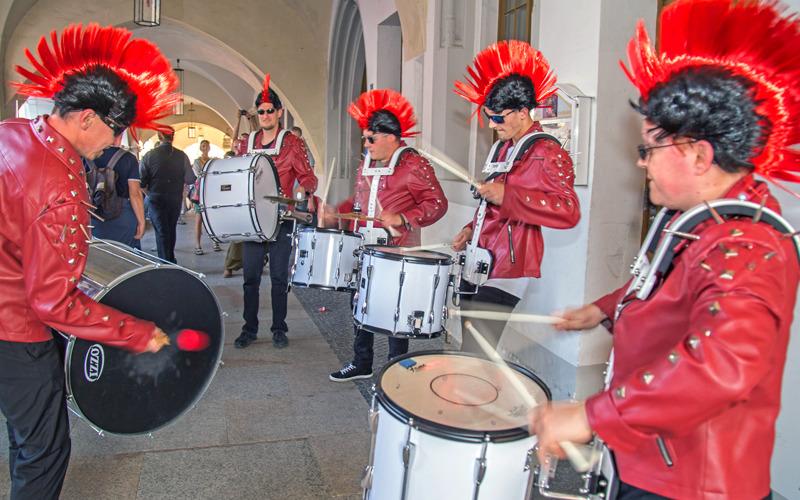 An diesem Wochenende wird in Niesky das Herbstfest gefeiert