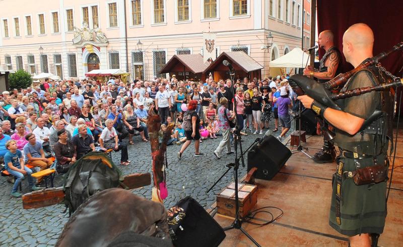 Altstadtfest: Drei Tage feiern rechts und links der Neiße