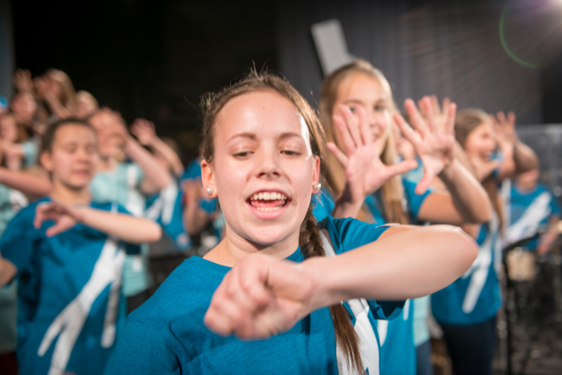 """Nachwuchskünstler gastieren mit Musical """"Josef"""" in der Görlitzer KULTurBrauerei"""