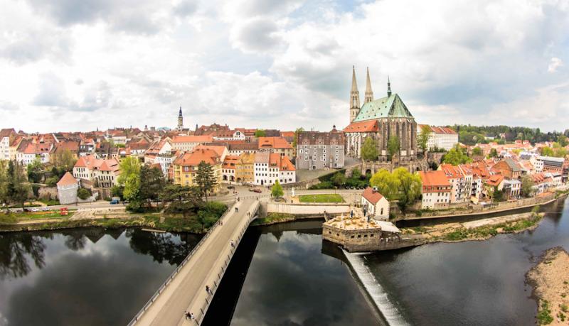 Tourismus in Görlitz auf Rekordniveau