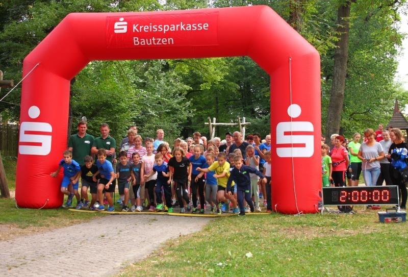 Benefizlauf für den Kindersport