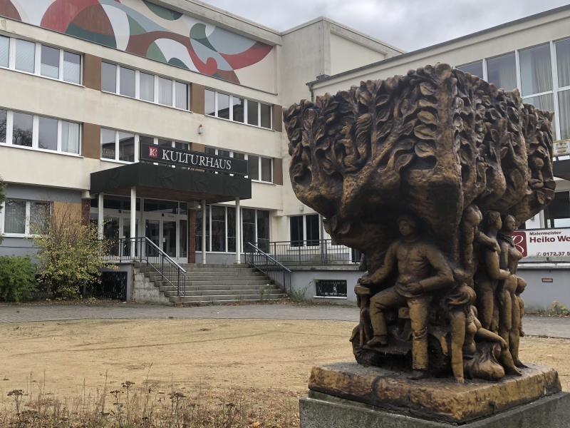 WFB hat das Kulturhaus winterfest gemacht
