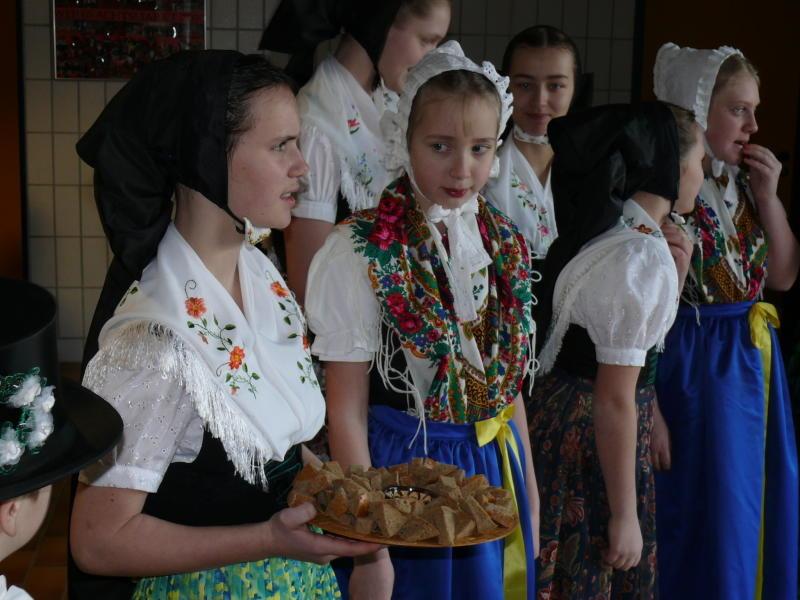 Sorbisches Sprachbad für deutsche Kinder