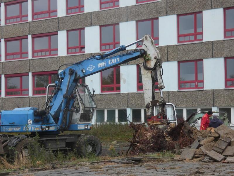 Baubeginn an der 2. Oberschule