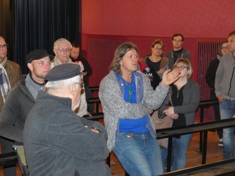 Hängepartie für das Schiebocker Kino